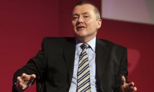 Willie Walsh pictured in 2014.