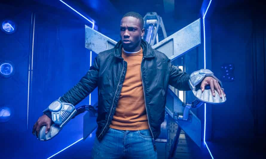 Will they make it out alive? ... Ryan (Tosin Cole).