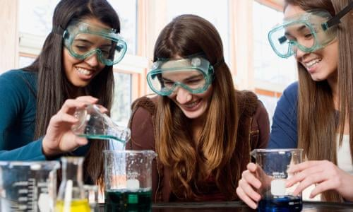 Top 10 STEM girls in YA | Children's books | The Guardian