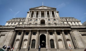 The Bank of England, founded in 1694
