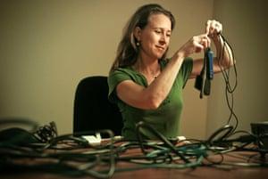 Founder of 23andMe, Anne Wojcicki