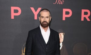 Rupert Everett, at the UK premiere of The Happy Prince, has played his hero Oscar Wilde on stage.