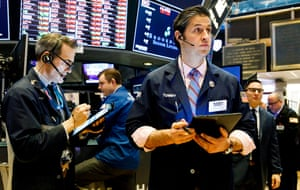 New York Stock Exchangeepa07422508 Traders work on the floor of the New York Stock Exchange at the start of the trading day in New York, New York, USA, on 08 March 2019. EPA/JUSTIN LANE