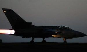 tornado fighter plane, British army base, Falklands