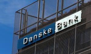 The Tallinn branch of Danske Bank