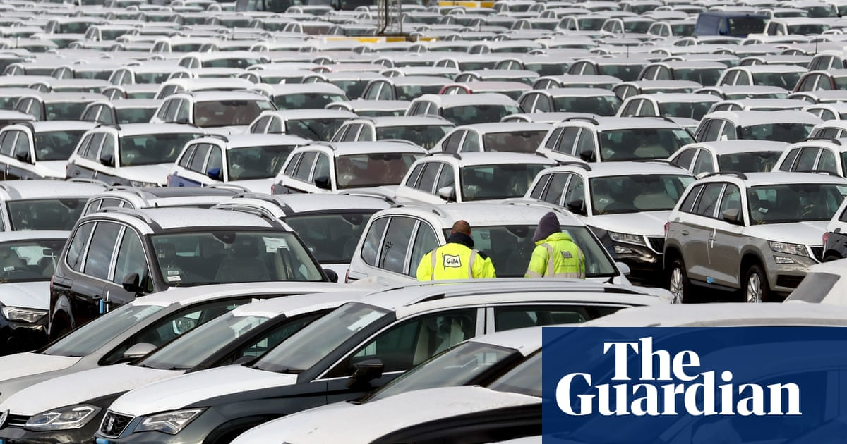 Polluting vehicles could be pulled from UK sale, say carmakers