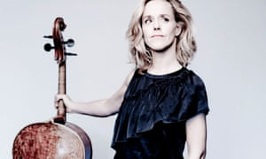 the cellist Sol Gabetta.