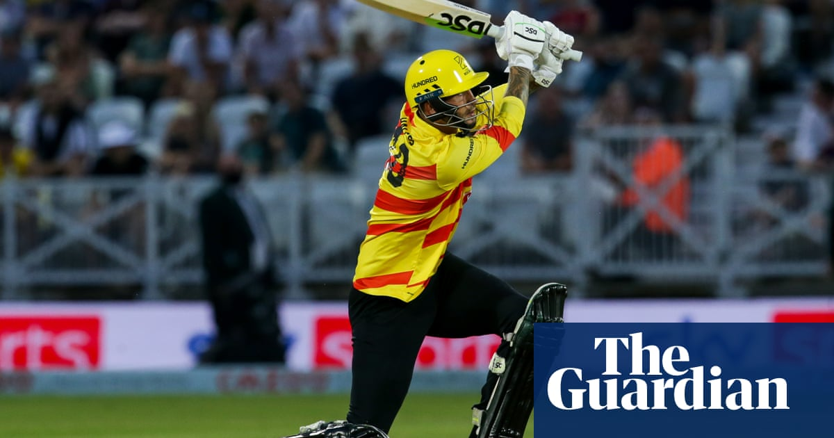 Alex Hales guides Trent Rockets to win over Northern Superchargers