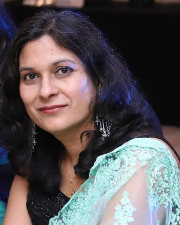 Renu Gupta lost her third pregnancy.
