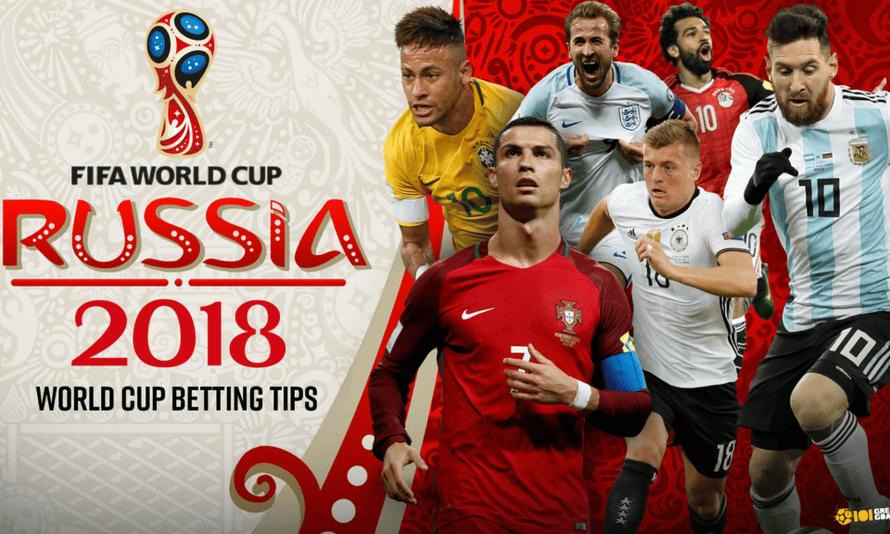 World Cup betting advert