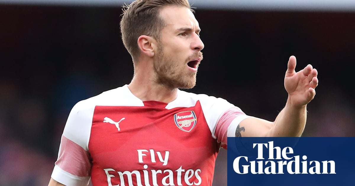 new style 316b6 f2ae3 Aaron Ramsey poised to leave Arsenal after club withdraw ...