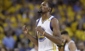 Kevin Durant will have a familiar cast of team-mates next season