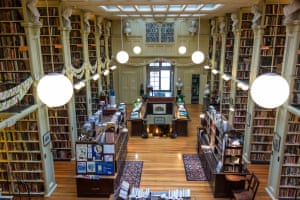 The Providence Athenaeum is the most beautiful library I've ever been to, outside of New York City.