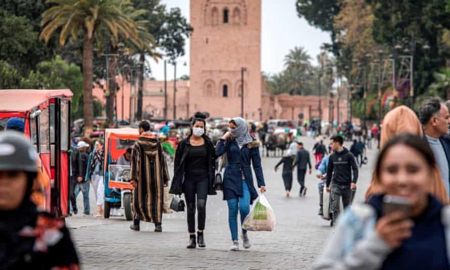 Marrakesh's Jemaa el-Fnaa square