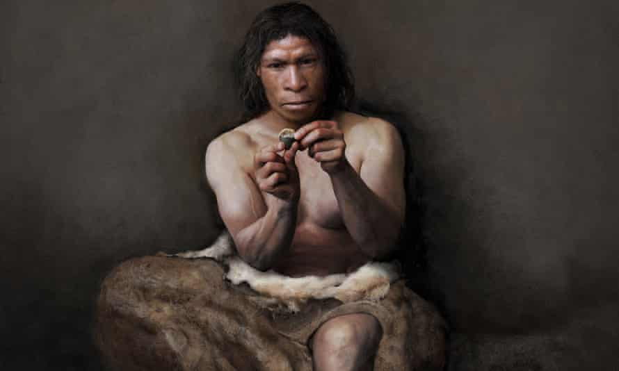 Neanderthals found Doggerland rich territory for hunting and gathering.
