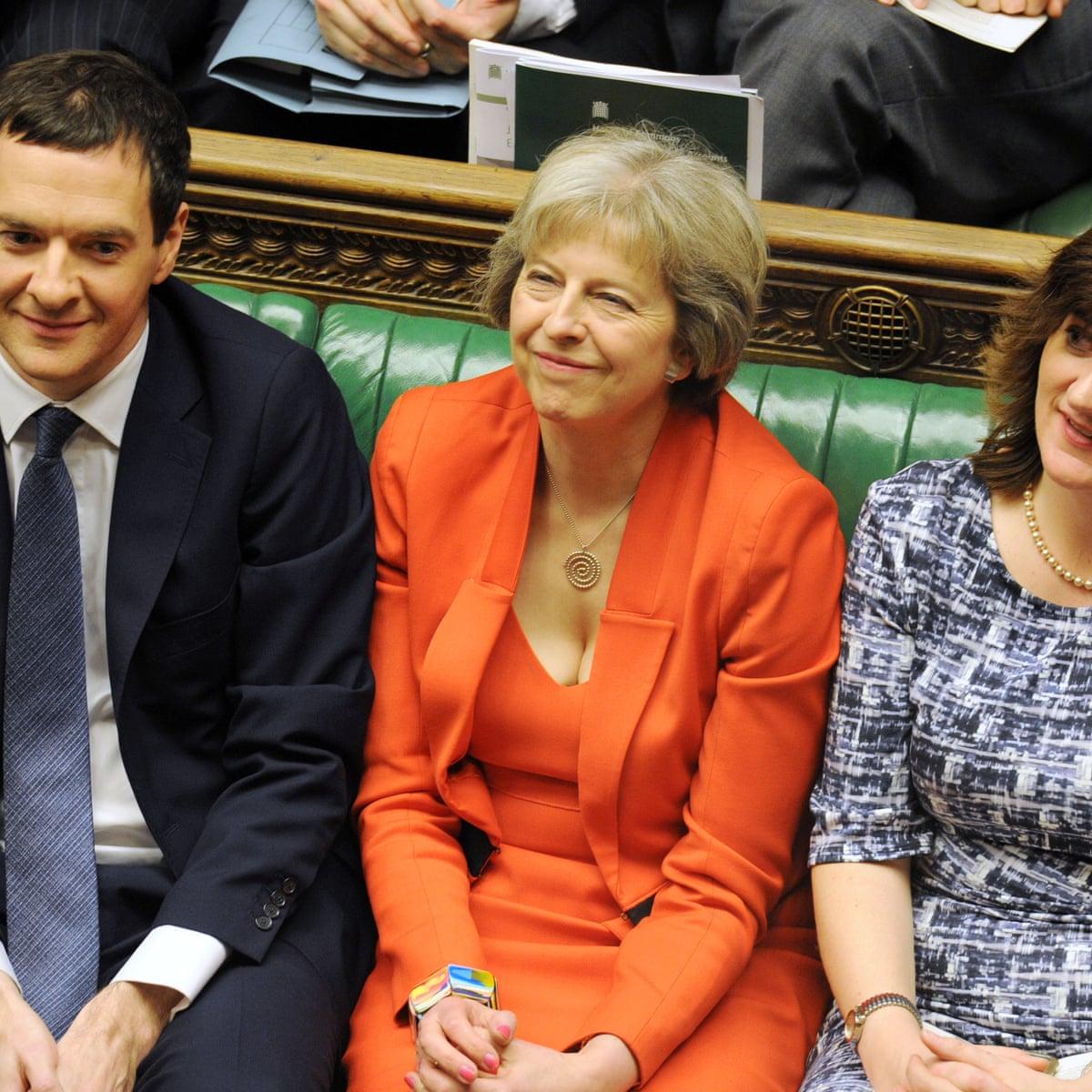 So Theresa May Has Breasts Who Knew Laura Bates Opinion