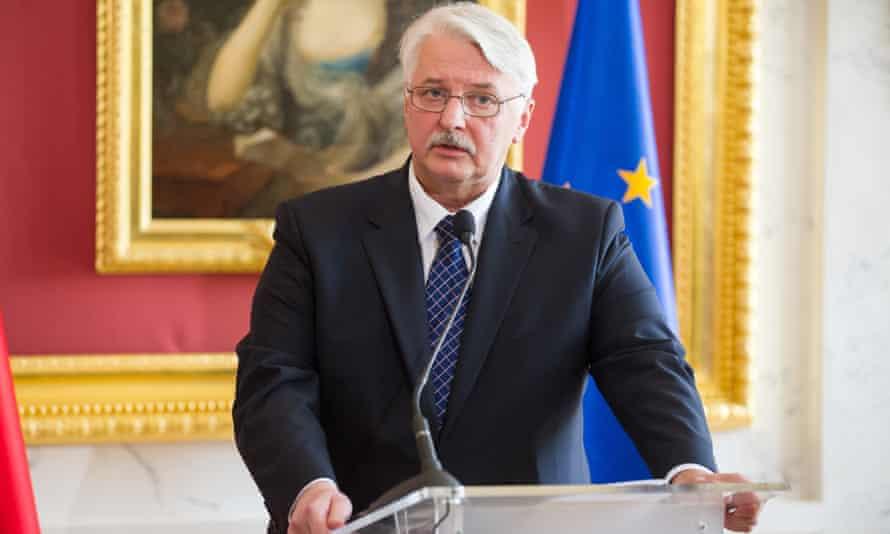 Witold Waszczykowski.
