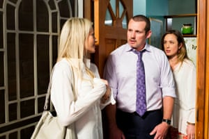 Neighbours jumps the shark: can Toadie's goatee (and a bonkers plot
