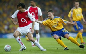 Southampton's FA Cup final defeat by Arsenal in 2003