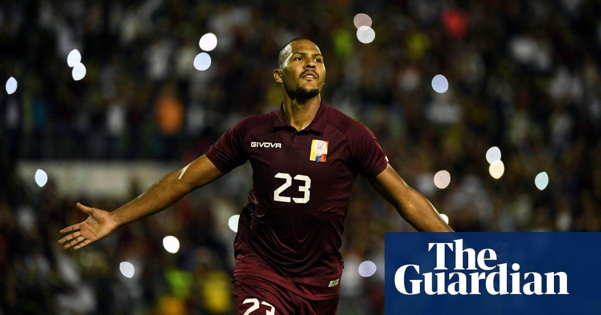 Football transfer rumours: Salomon Rondón to Manchester United?