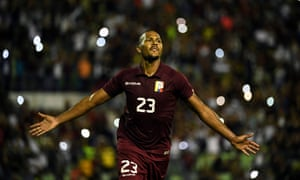 Is Salomón Rondón on the verge of a move back to the Premier League?