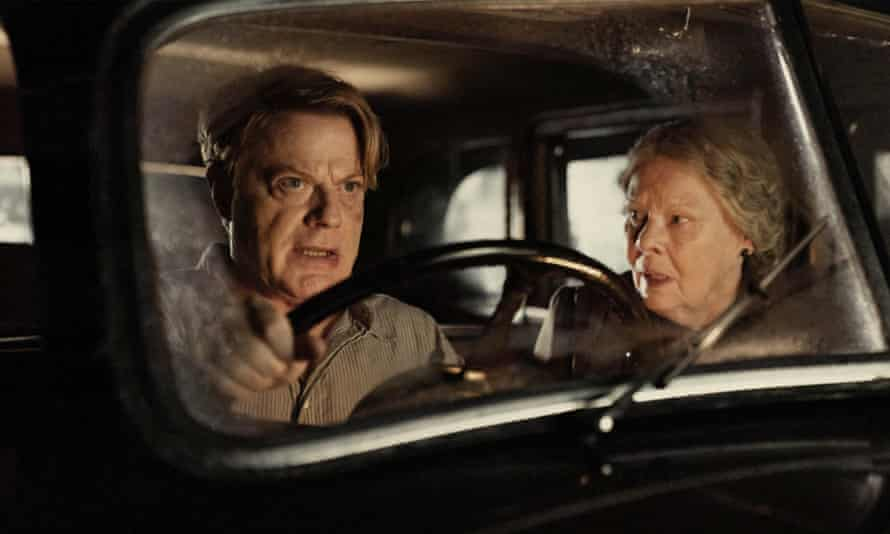 With Judi Dench in Six Minutes to Midnight.