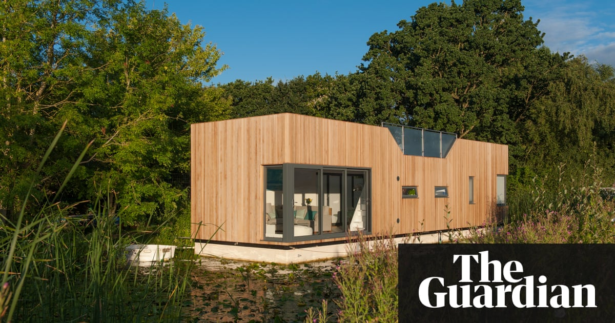 Floating Homes A Solution To Flooding Crowded Cities And - How high is my house above sea level uk