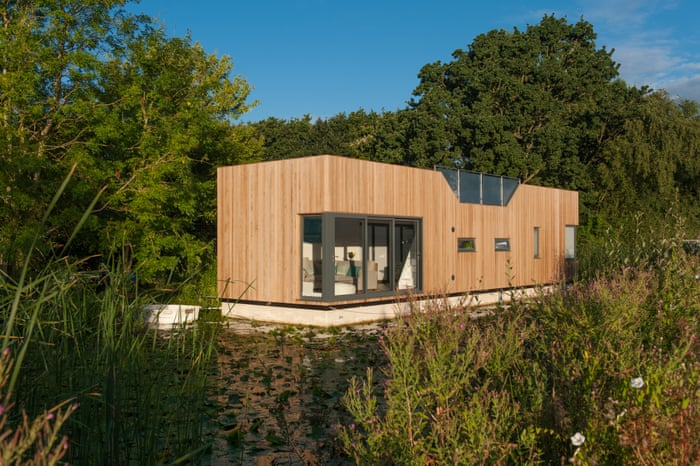 Floating homes: a solution to flooding, crowded cities and ... on