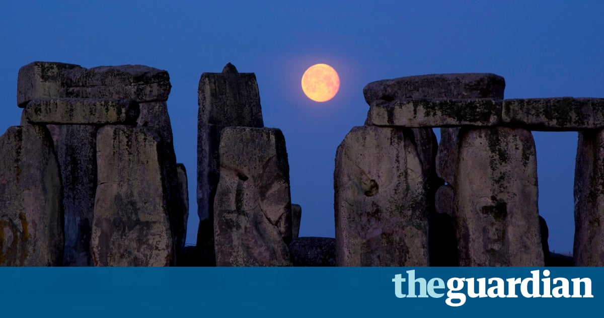 Tonight's strawberry moon solstice: last seen during 1967's summer of love