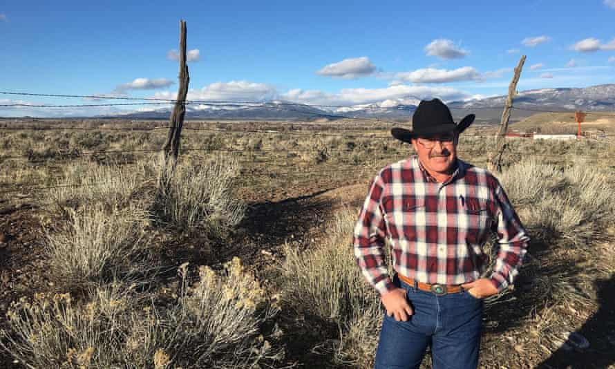 Todd Macfarlane, a conservative rancher from Utah, chose not to vote for either candidate after getting his news from a liberal Facebook news feed at key points during the election.