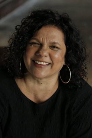 Indigenous Australian film-maker Erica Glynn.