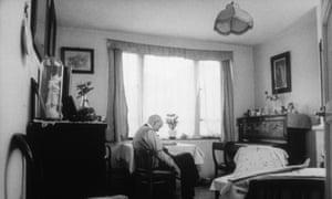 A scene from John Krish's 1964 documentary I Think They Call Him John, produced by Balfour-Fraser's Samaritan Films.