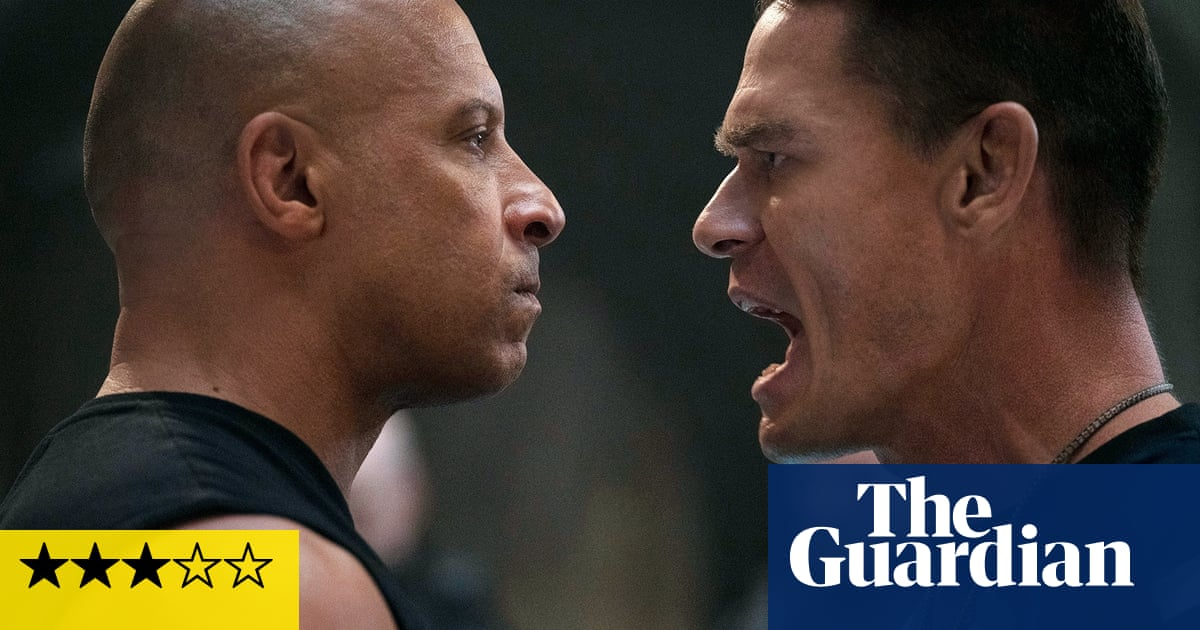 Fast & Furious 9 review – Vin Diesel back at the wheel of an overheated vehicle