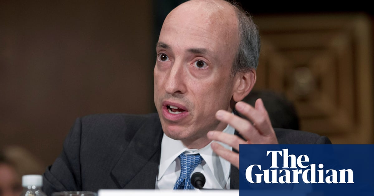 Let us regulate 'wild west' of cryptocurrency, SEC chair urges