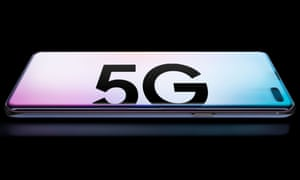 The Samsung Galaxy S10 5G is one of a handful of 5G-capable phones.