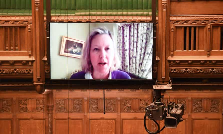 The first virtual PMQs last Wednesday