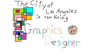 The LA job advert