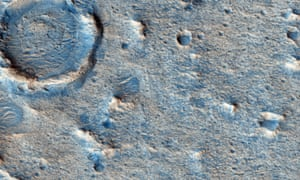 The ancient lake bed of Oxia Planum