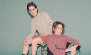 Tegan and Sara (right).