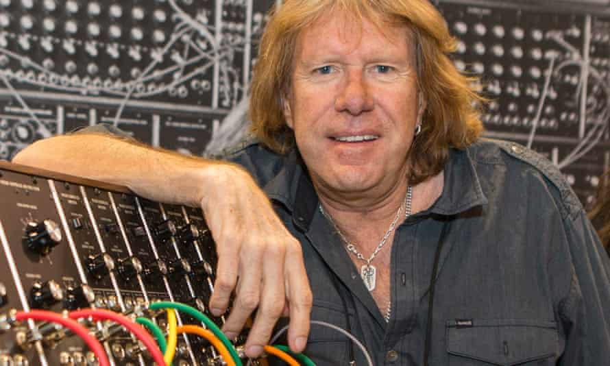 Keith Emerson in 2015.