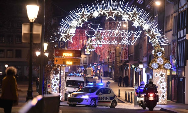 Ataque terrorista en Estrasburgo, Francia. 5568