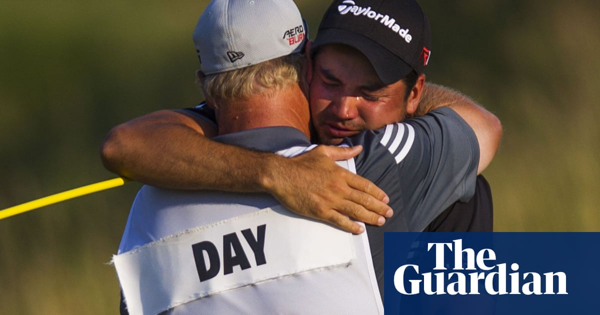 Jason Day splits with father-figure coach after 20-year golf partnership