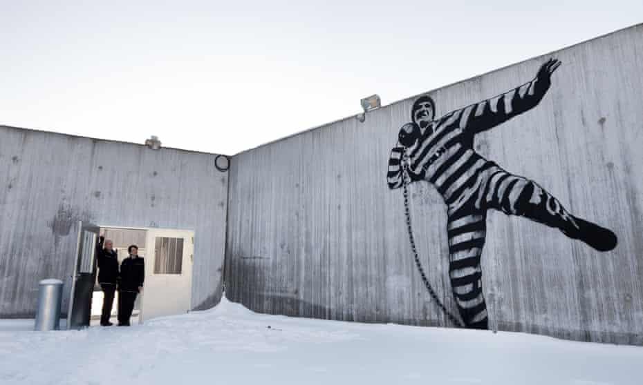 Halden Fengsel prison in Norway