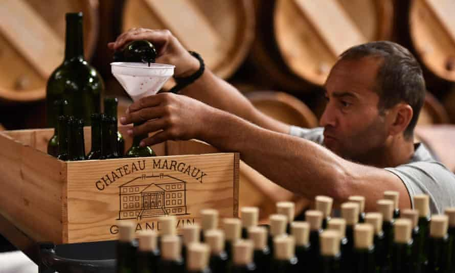 Investors have made strong returns on Bordeaux wines in recent years.
