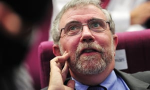 Paul Krugman: 'Australia … has the wrong exports and is kind of in the wrong place in the world right now, but has a lot of other strengths,' he said.