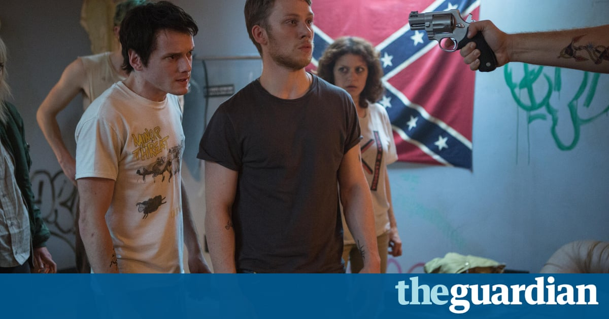 Guardian Review Of Green Room