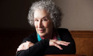 Margaret Atwood, who will be 80 next autumn when the book is published.