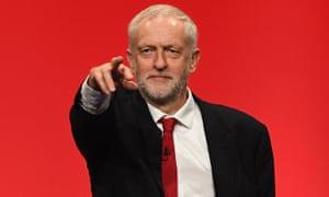 """Labour Leader Jeremy Corbyn"""