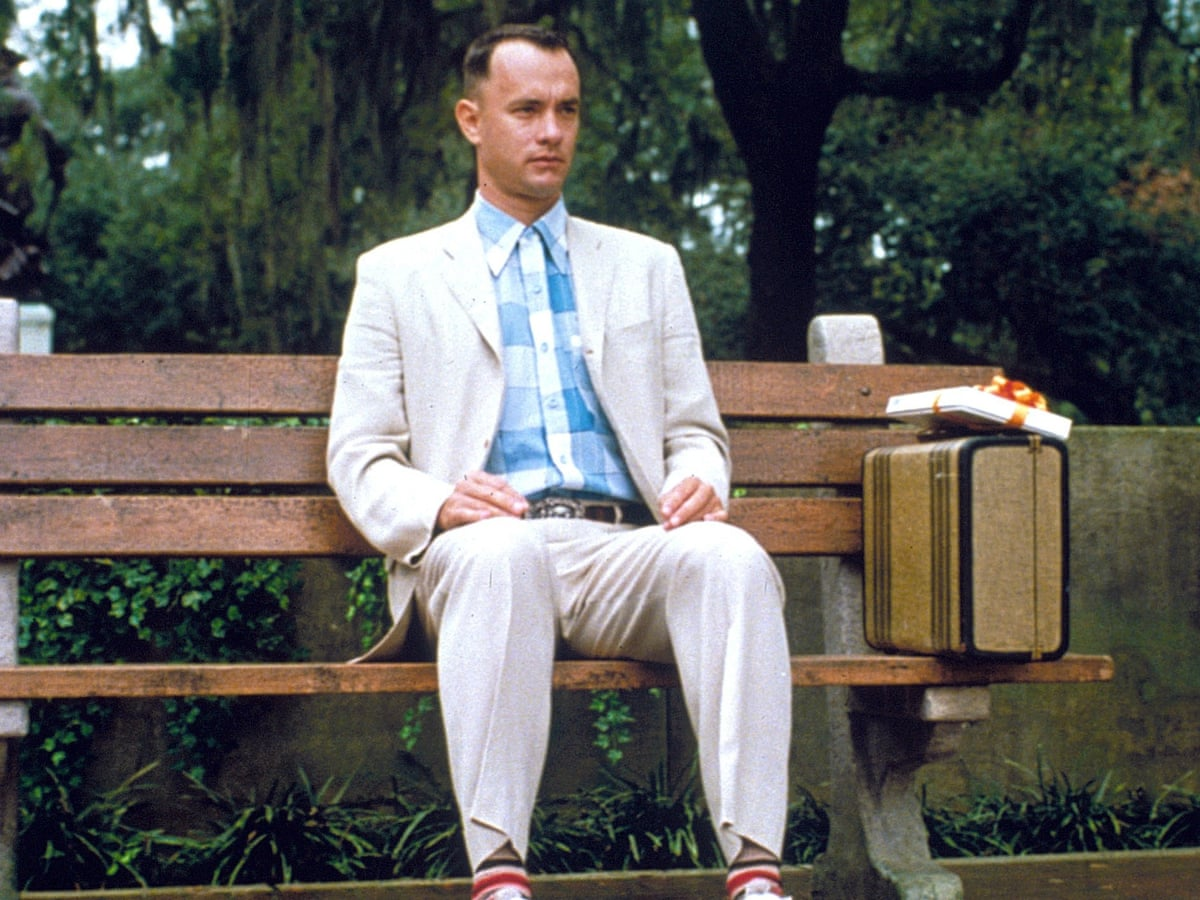 I've never seen ... Forrest Gump | Film | The Guardian