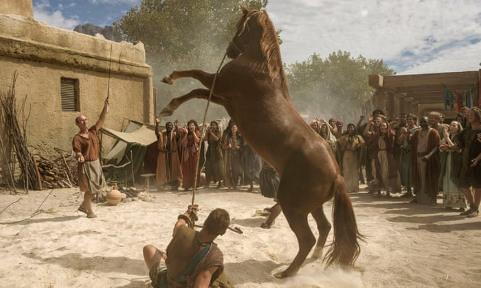Troy: Fall of a City recap – series one, episode one: Black Blood